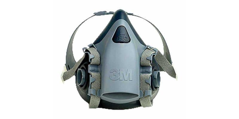 Media máscara de seguridad 3m 7500 Máscara de seguridad completa Enjohos barata baratas precio precios barato baratos comprar oferta ofertas